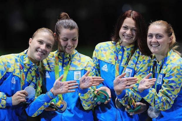 Горьковатое «серебро» Рио: Харлан рассказала почему украинские саблистки уступили россиянкам в финале командной битвы