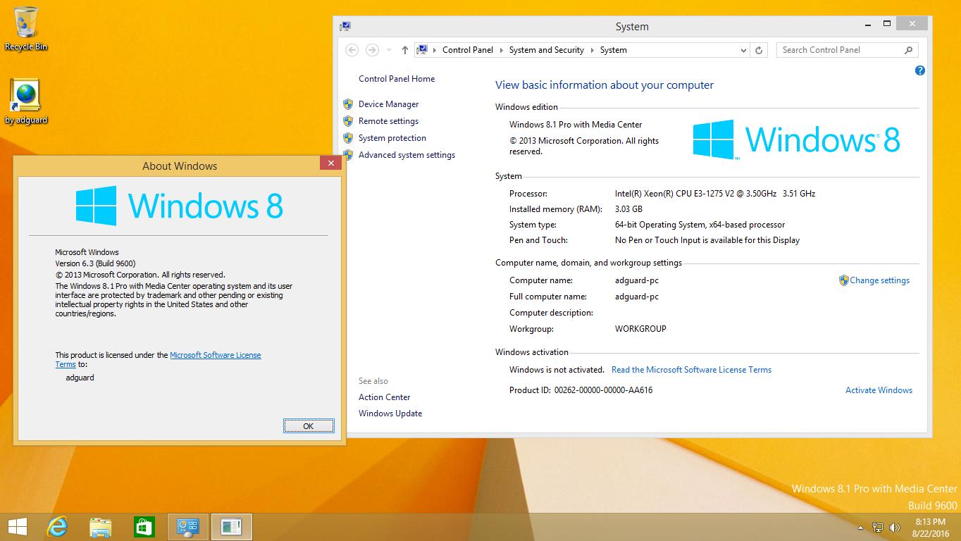 """Windows 8.1 with Update """" Скачать Windows торрентом"""