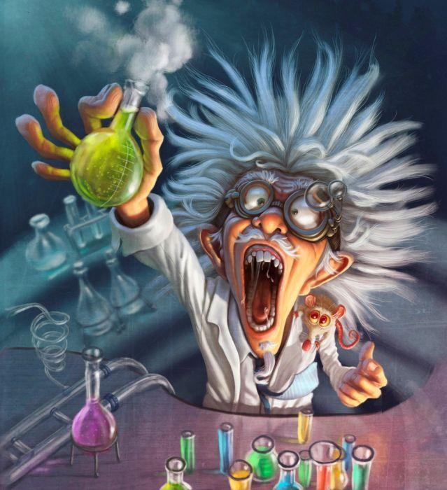 С Днем Химика! Положительных результатов хотят все