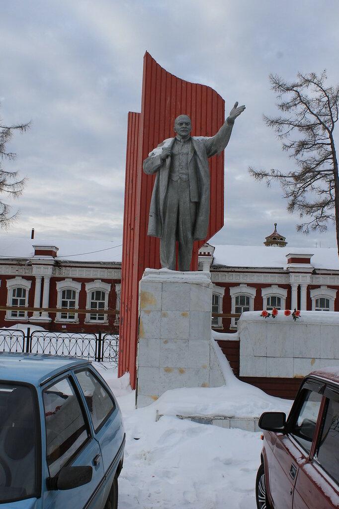 Верх-Нейвинск. Центр.