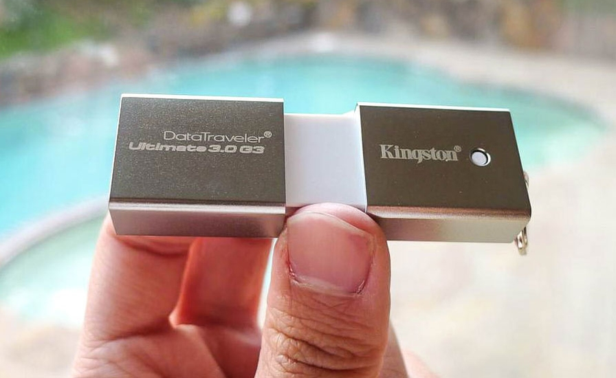 Kingston представила первую вмире USB-флешку на2 ТБ
