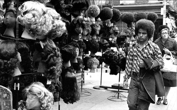 Орчард-стрит, 1975.