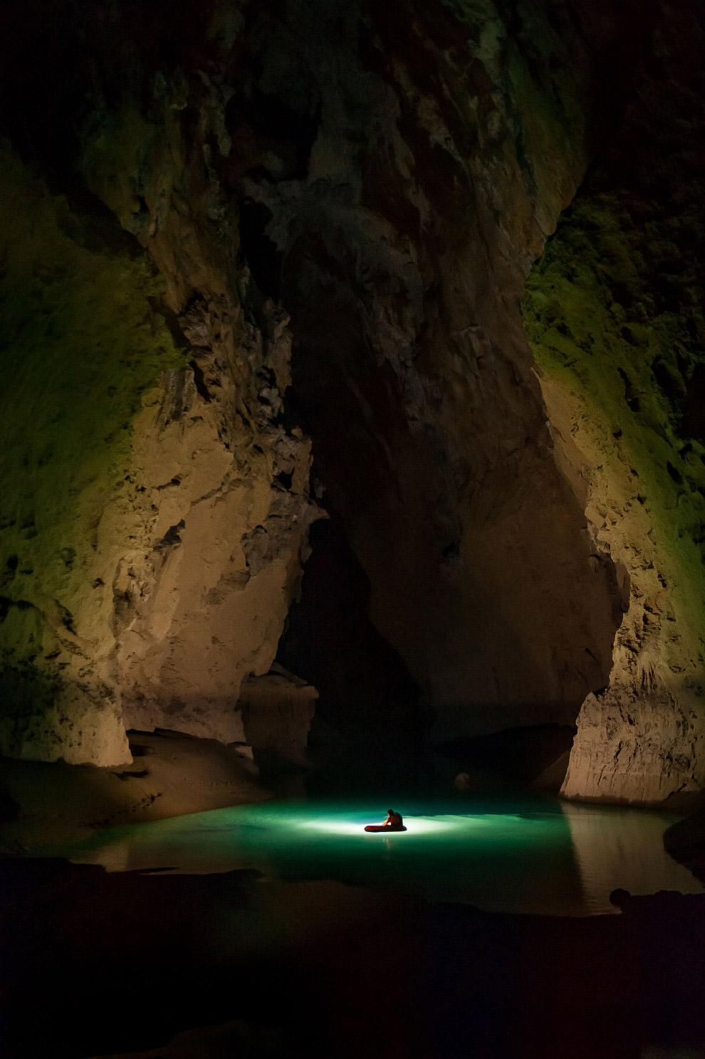 6. Первобытные люди использовали пещеры по всему миру в качестве жилища. Ещё чаще в пещерах сел