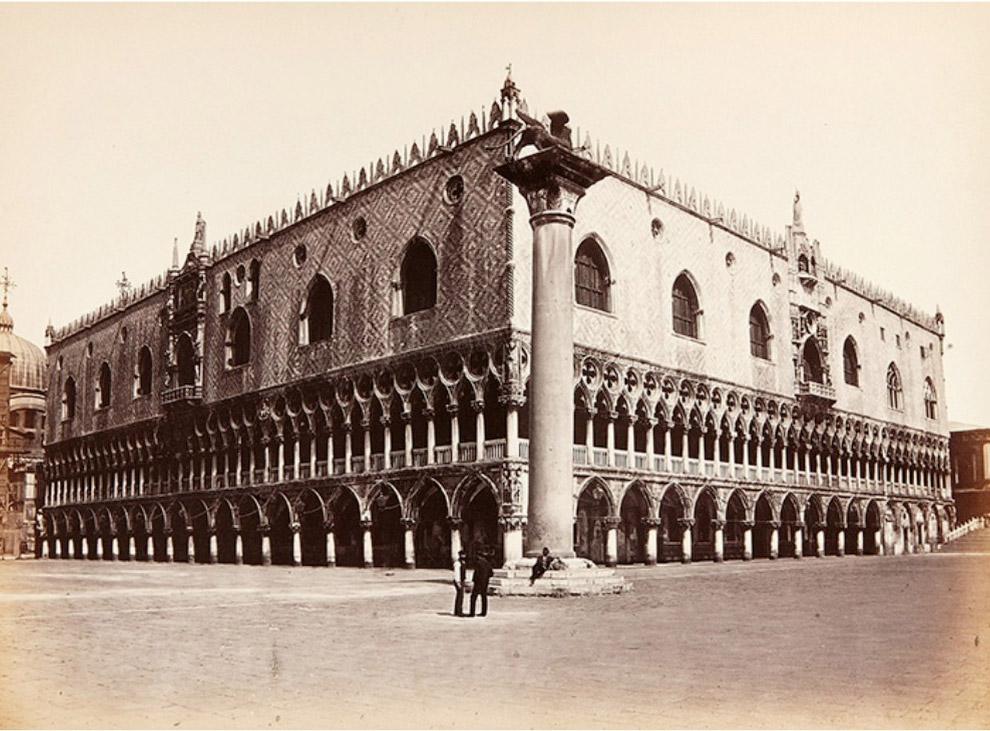 15. Дворец Ка' Лоредан.