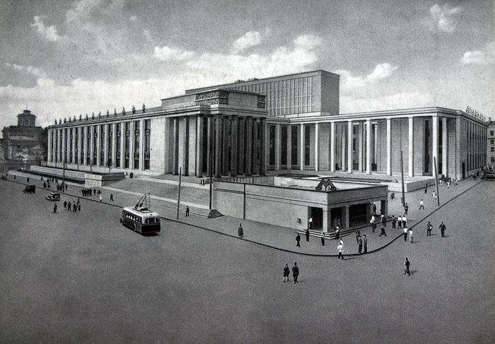 «Улица Коминтерна», с 1990 года — «Александровский сад».