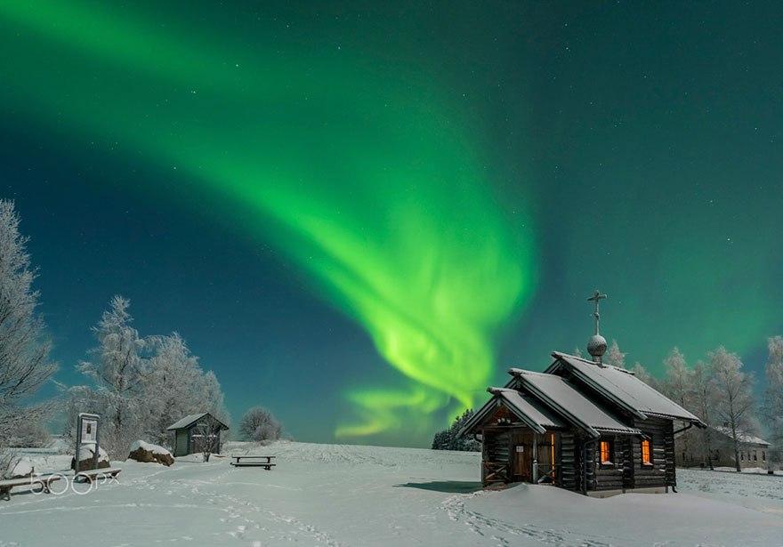 10 доказательств того, что Лапландия – самое волшебное для того, чтобы встретить Новый год (10 фото)