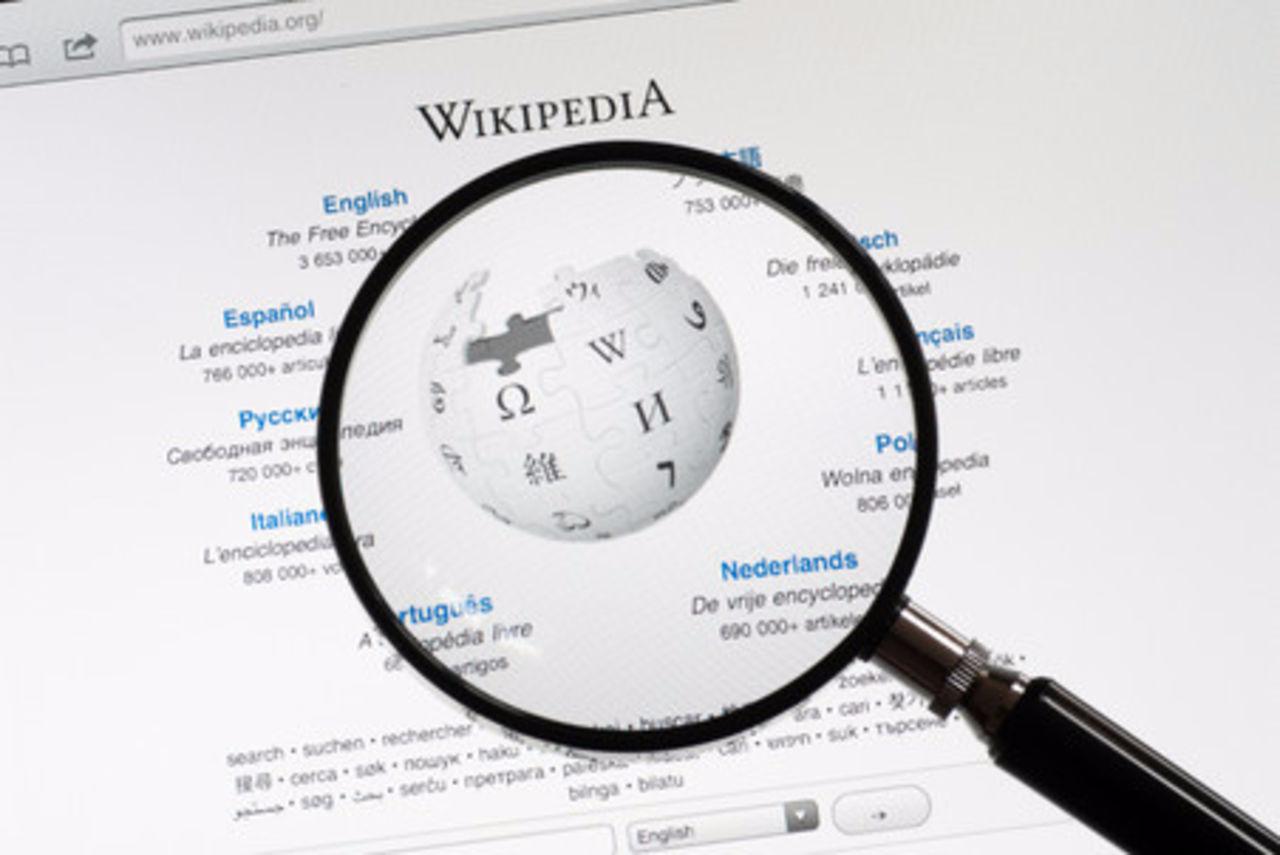 Википедии можно верить только на 0,53%? (1 фото)