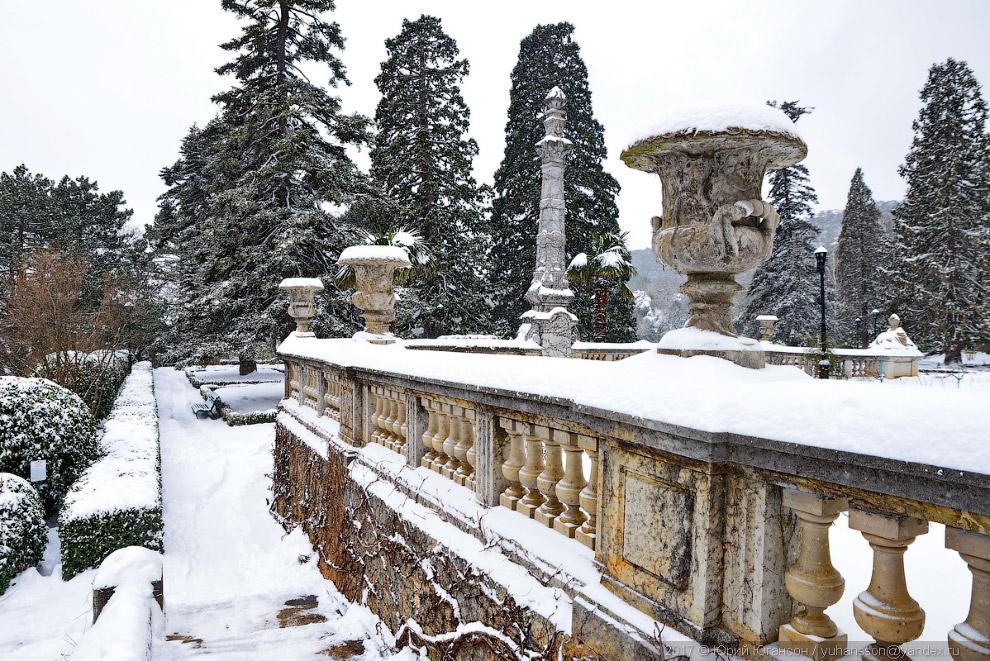 15. После присоединения Крыма к России в 2014 году, дворец был передан под административную отв