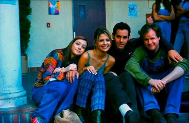 Актерский состав сериала «Баффи — истребительница вампиров».