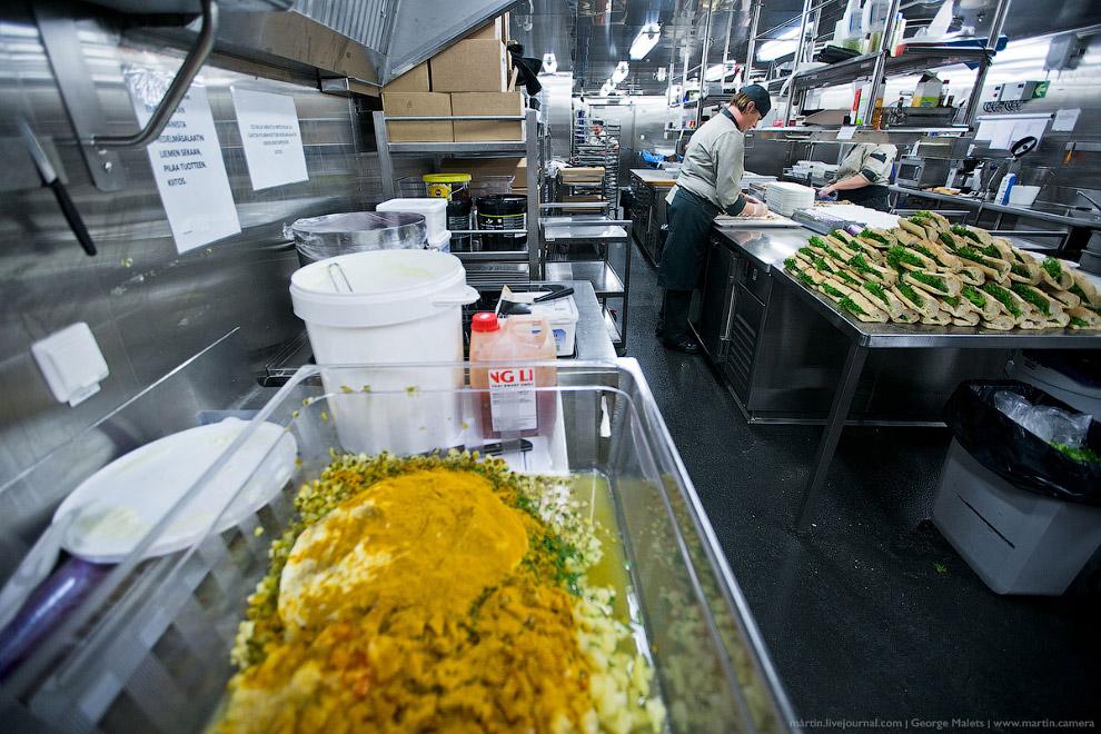 19. В ресторанах формата A La Carte предлагается классическое европейское меню, включая сезонны