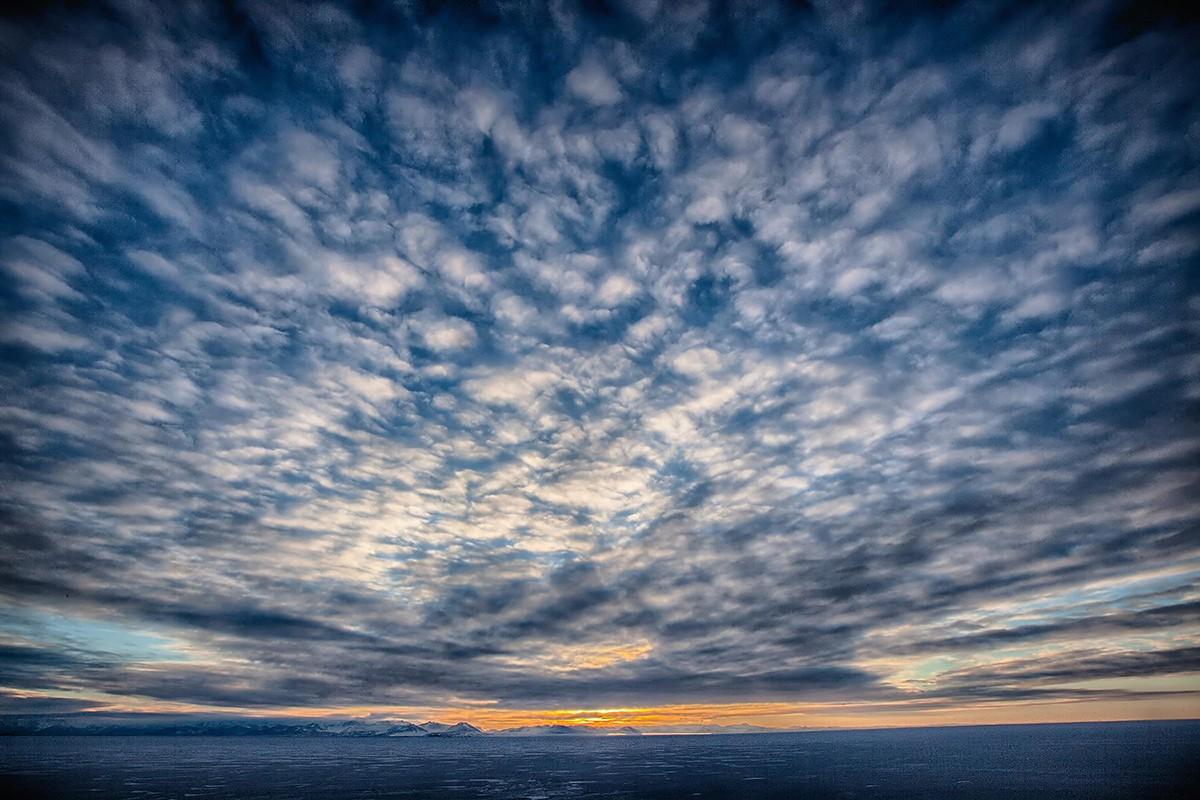 8. Антарктическое небо