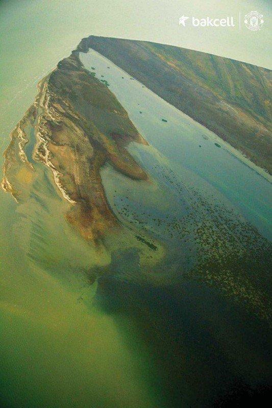 17. Остров Куркоса, Нефтечала