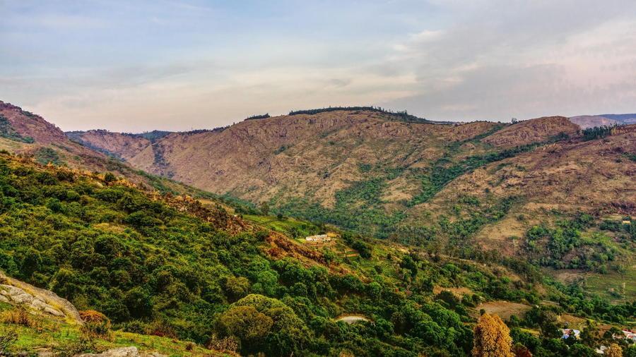 4. Небольшой городок Шолер, Индия.