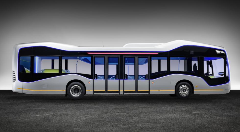 Дизайн автобуса создан на основе классической модели Mercedes-Benz Citaro с мощностью 299 л.с.