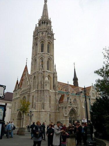 Будапешт. собор Святого Матияша