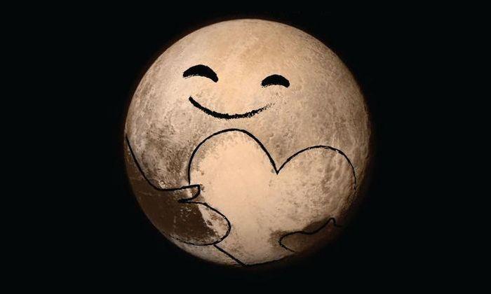 Ученые установили, как «сердце» Плутона покрывалось льдом