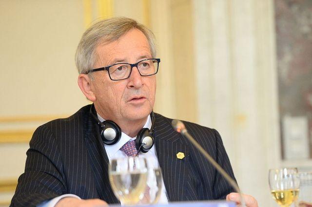 Юнкер выступил против предотвращения переговоров овступлении Турции вЕС