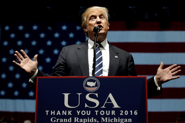 Хочу видеть наинаугурации обычных американцев, ноне гостей списка, А— Трамп