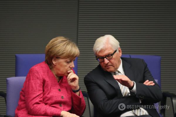 Штайнмайер назвал слабые точки европейского союза, намекнув накризис