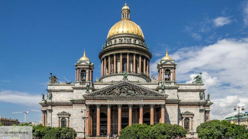Полтавченко несогласовал передачу Исаакия РПЦ нафедеральном уровне