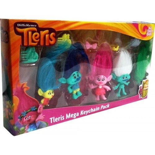 Игрушки из фильма тролли
