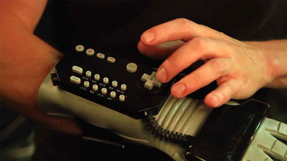 Animator Dillon Markey Reinvents the Failed Nintendo Power Glove as an Indispensable Stop-Motion Animation Tool