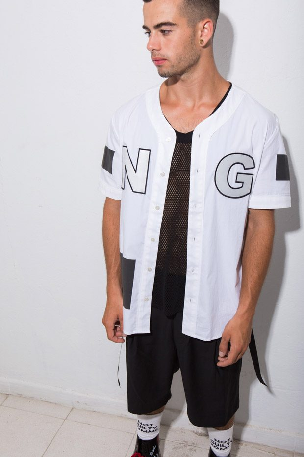 PFW: Not Guilty Homme Spring Summer 2018 Menswear Collection