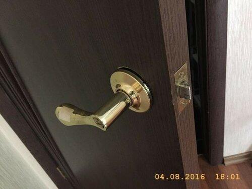 Буду менять ручку двери