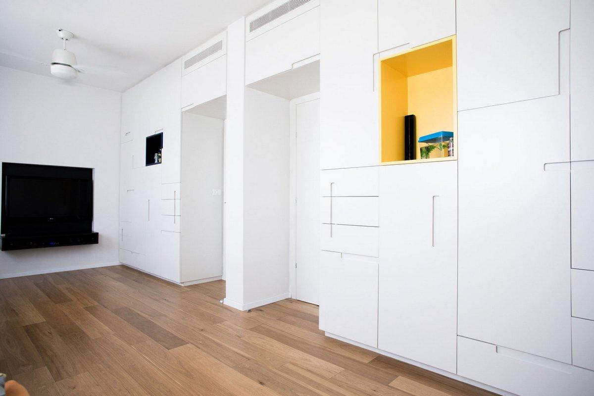 Апартаменты в Нетании от Dori Interior Design