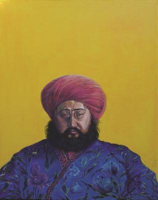Emir of Bukhara, Alim Khan .jpg