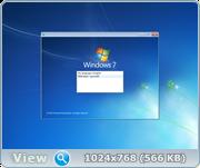 Windows 7 SP1 with Update AIO 26in2 (x86/x64) (En/Ru) [Март 2017]