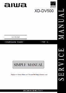 service - Сервисные инструкции (Service Manuals) DVD-проигрыватели AIWA 0_18f3b7_660af4cd_orig