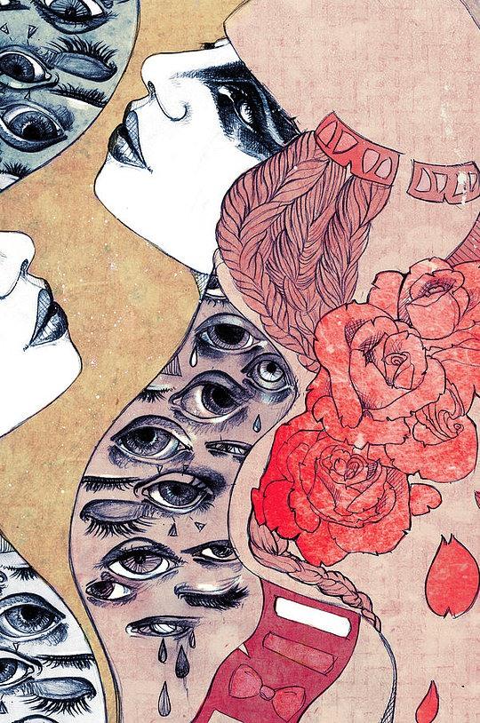 Art Nouveau by Evyallen