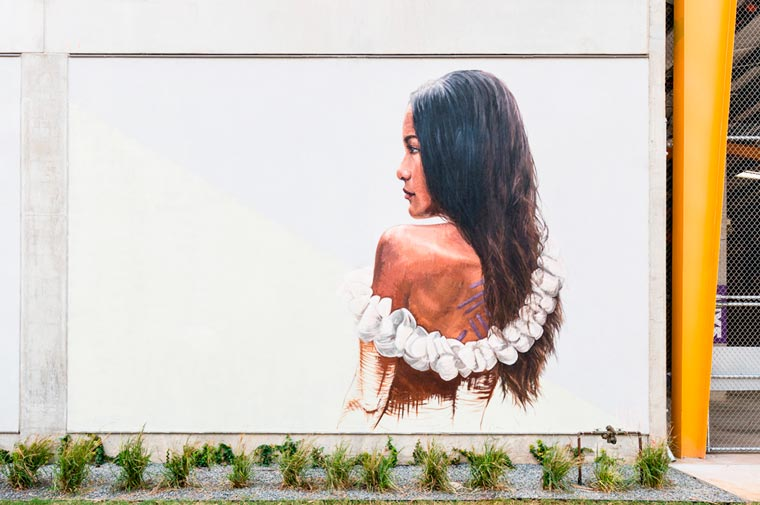 Brasileiros participam de um dos maiores festivais de street art do mundo (1 pics)