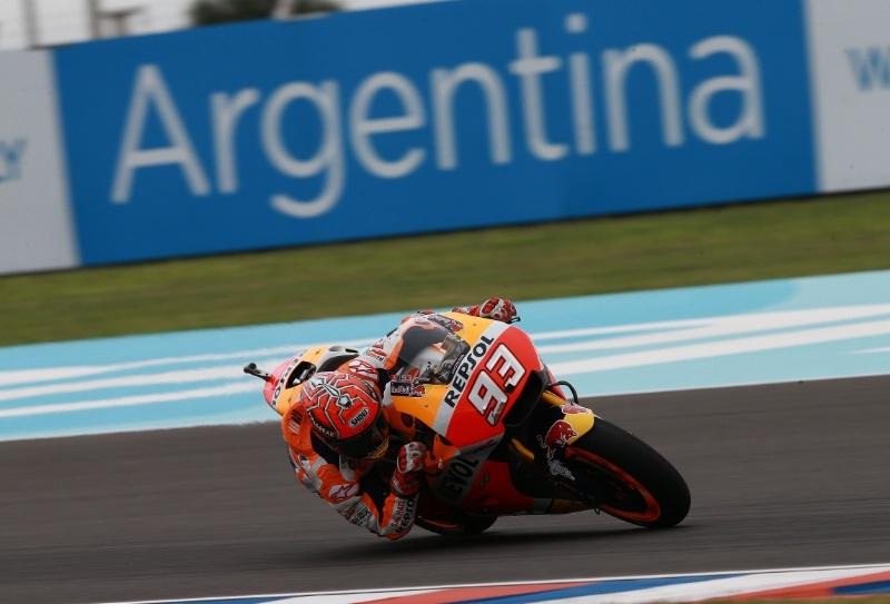 Марк Маркес прокомментировал результаты Гран При Аргентины 2017