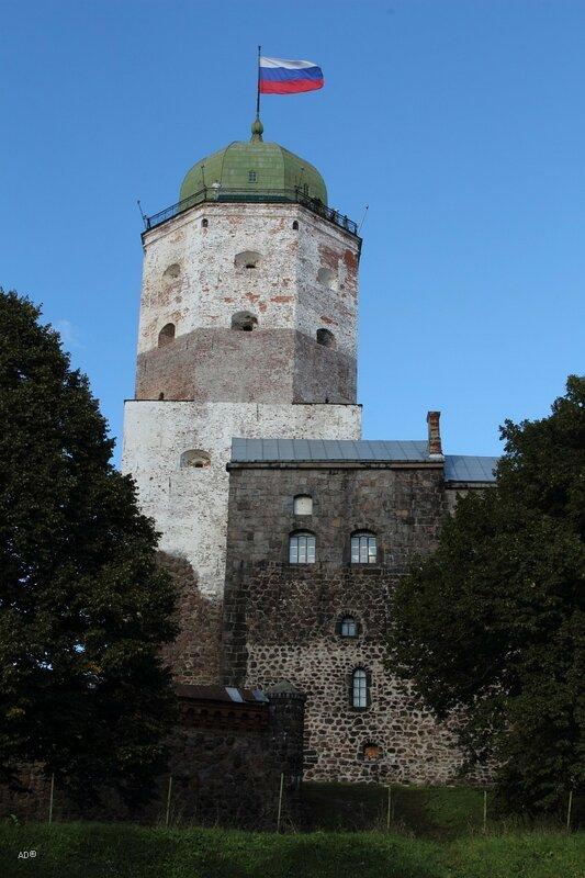 Выборгский замок
