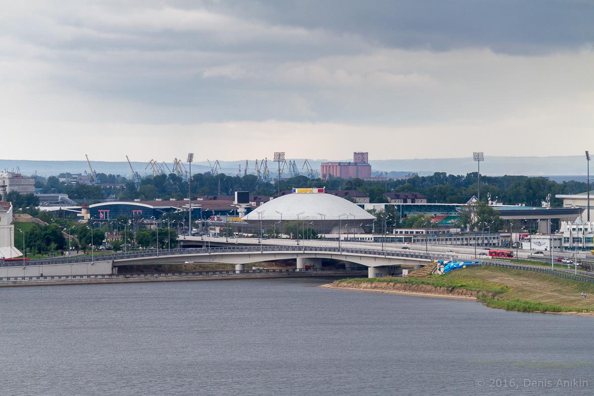 Казань с крыши Казана 19