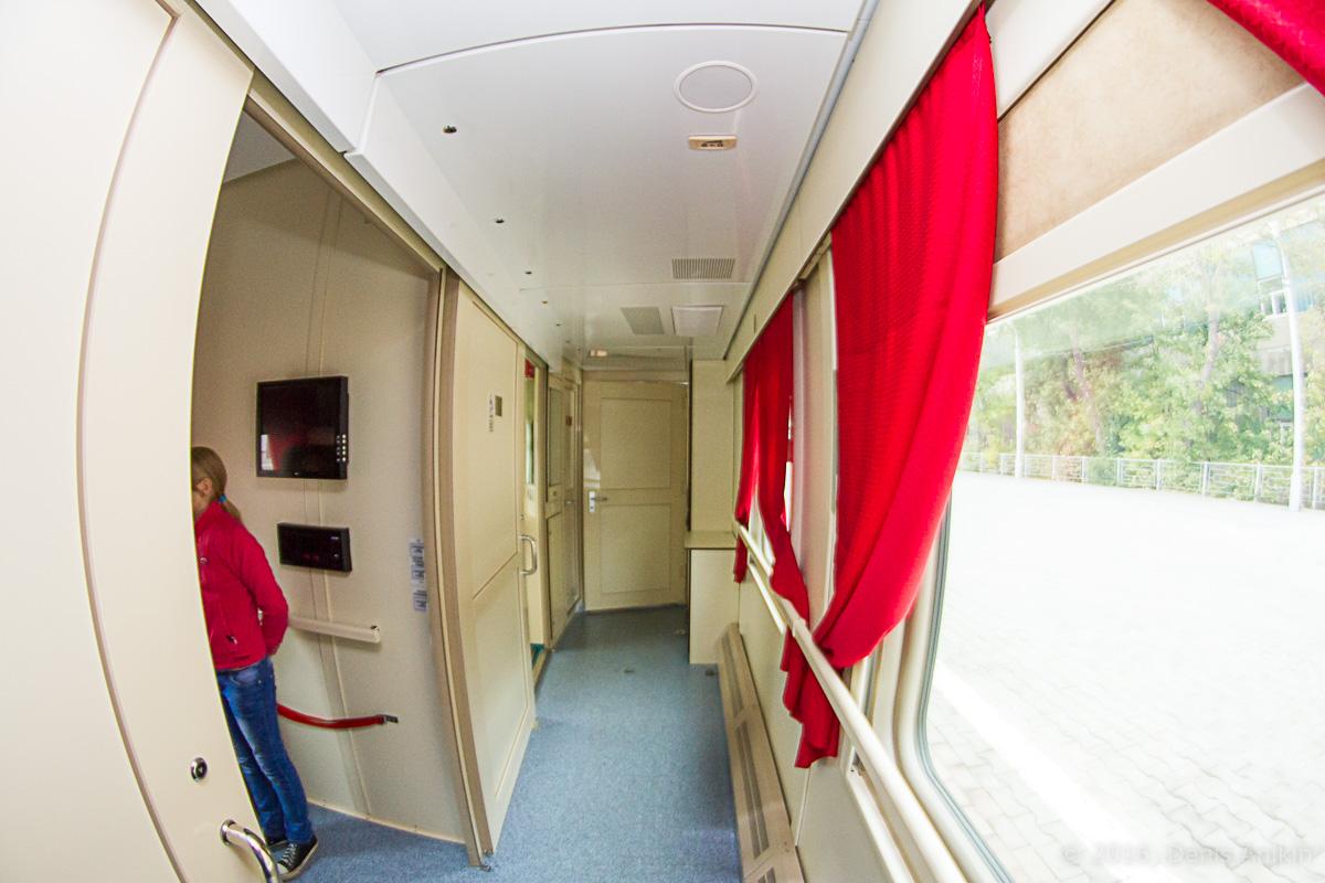 пассажирский вагон КРИ фото 6
