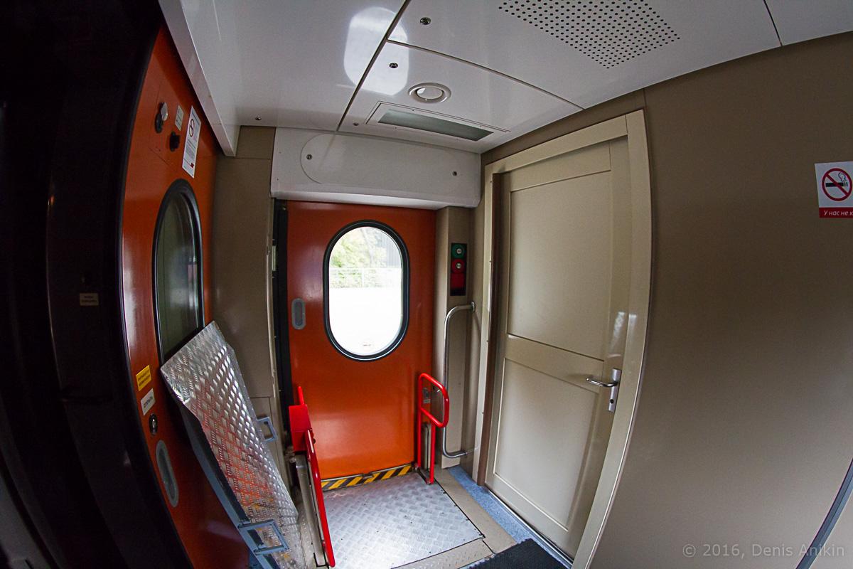 пассажирский вагон КРИ фото 12