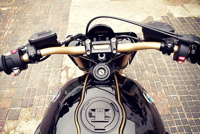 Pier City Cycles: кастом BMW R nineFT