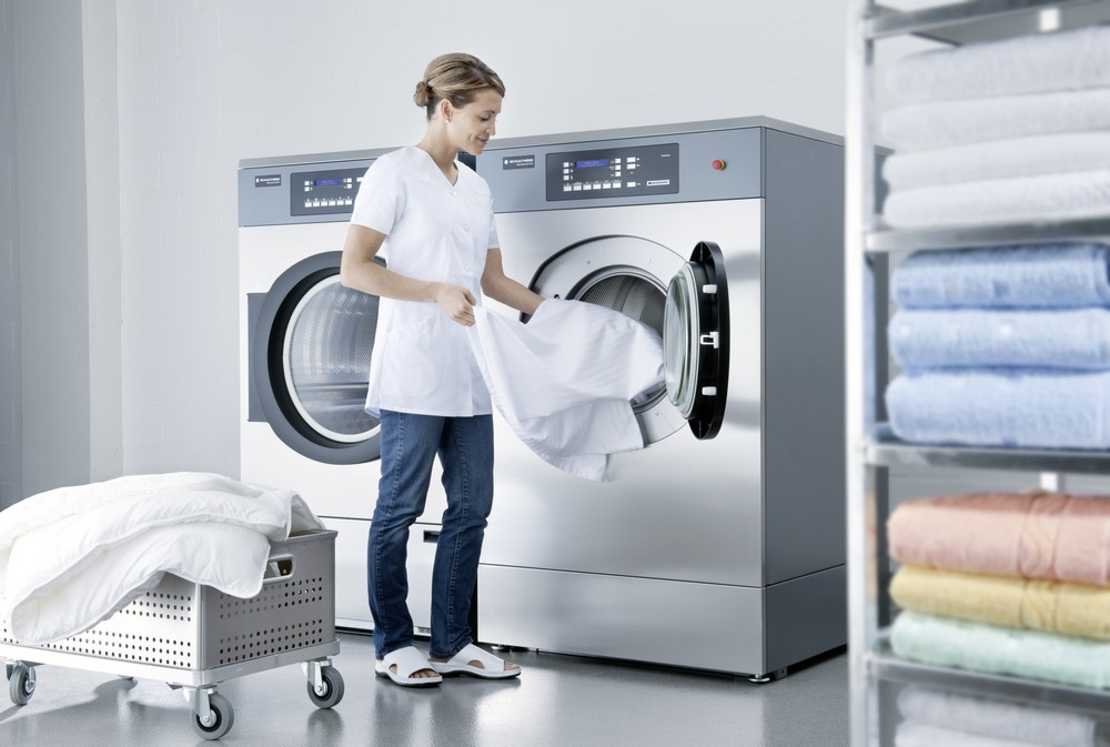Schulthess профессиональные стиральные машины Швейцария