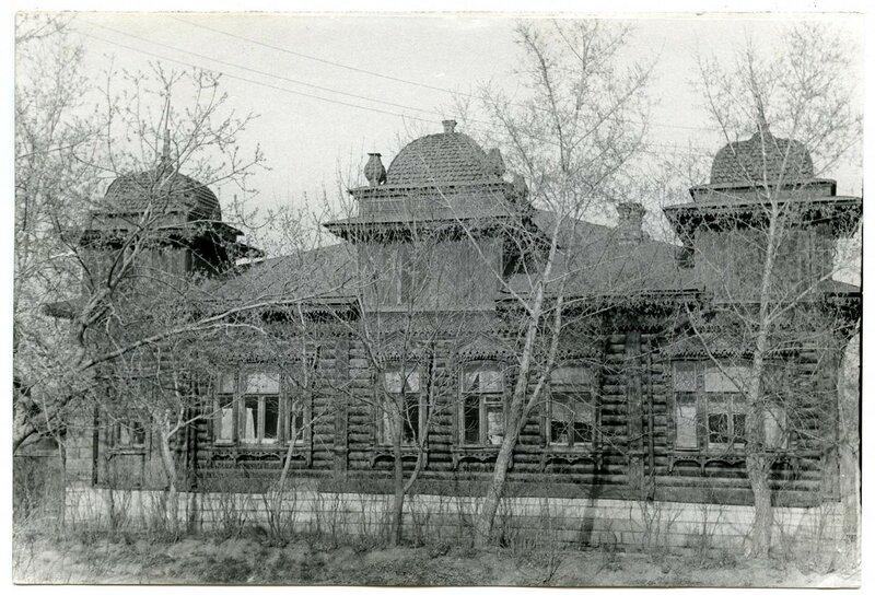 Дом - особняк купца Рябинина