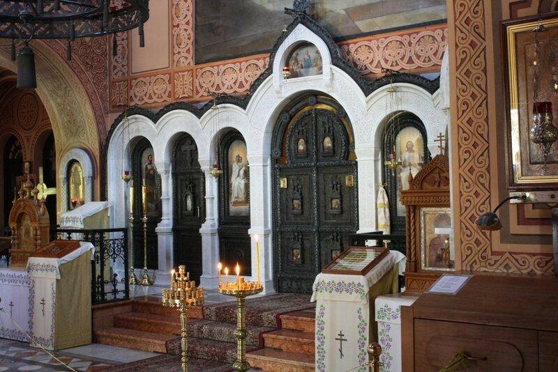 Святые Царственные Мученики Храм, где покоятся мощи преподобномученицы Елизаветы