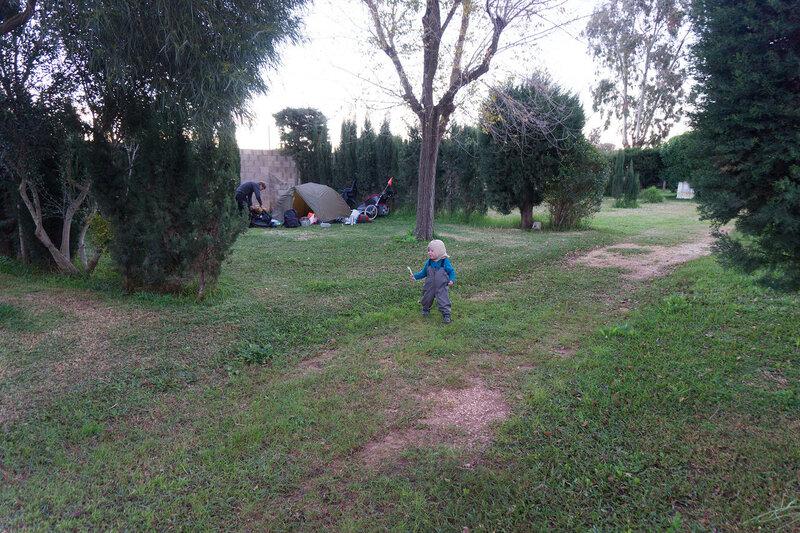 camping Cala del Aceite
