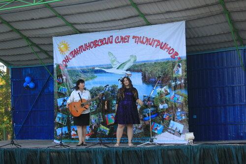 Сцена для фестиваля