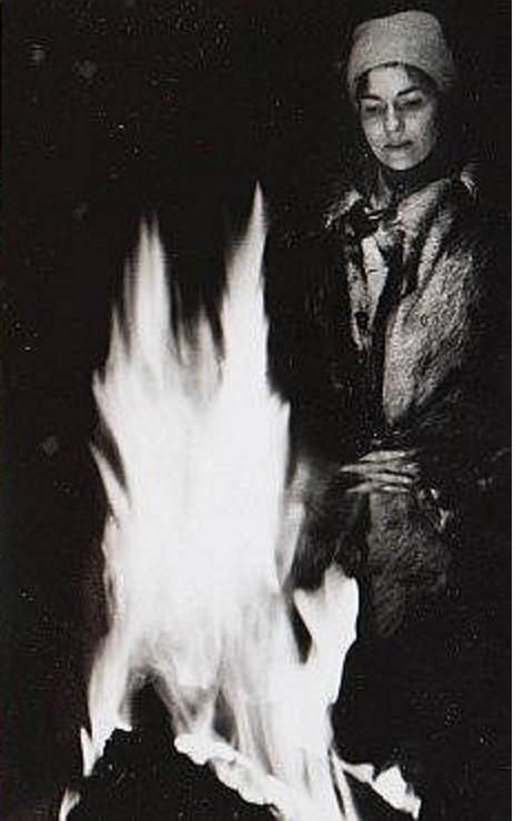 1970. Жильберта Брассай