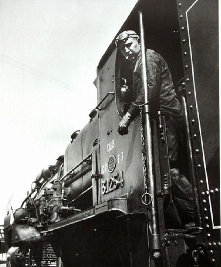 1938. Северный вокзал