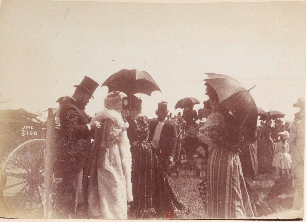 1890-1900. Париж и парижане на фотографиях братьев Нюрден