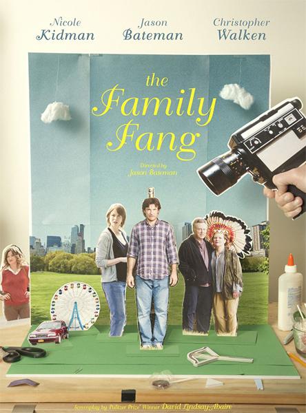 Семейка Фэнг / The Family Fang (2015/WEB-DL/WEB-DLRip)