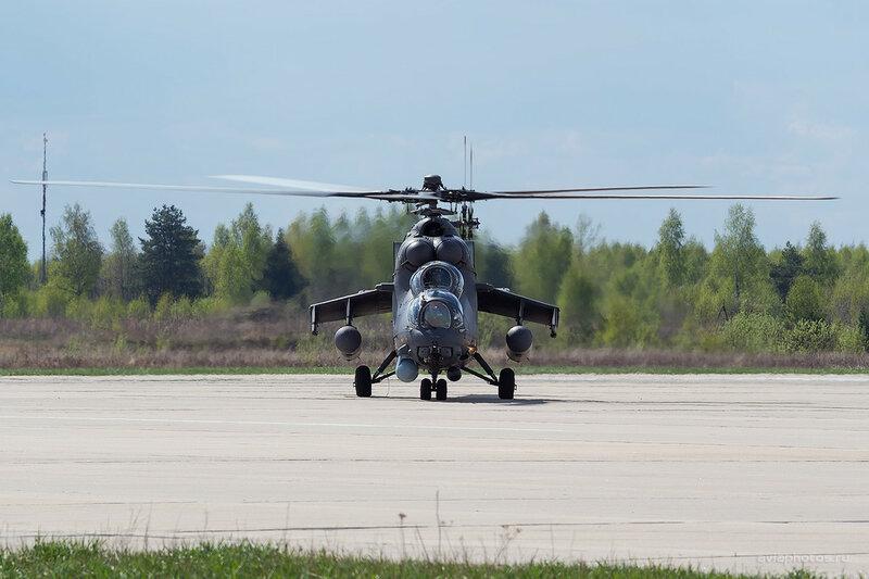 Миль Ми-35М ВКС России D803331a